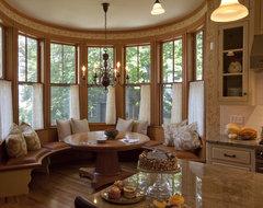 Victorian Splendor traditional-dining-room