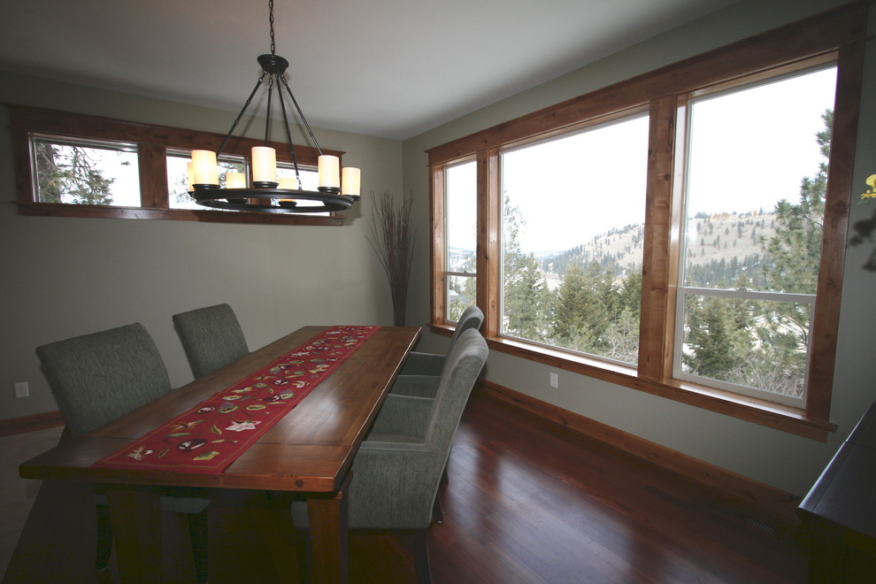 View Rancher Transitional Dining Room Seattle By