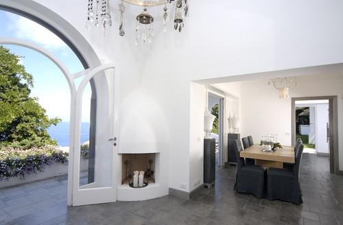 Villa Anacapri, Anacapri - Italy mediterranean dining room