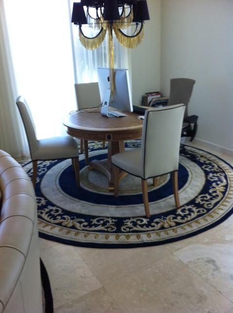 Villagio South Beach traditional-dining-room