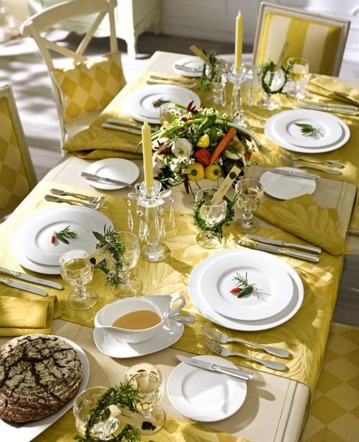 villeroy boch anmut dinnerware contemporary dining. Black Bedroom Furniture Sets. Home Design Ideas
