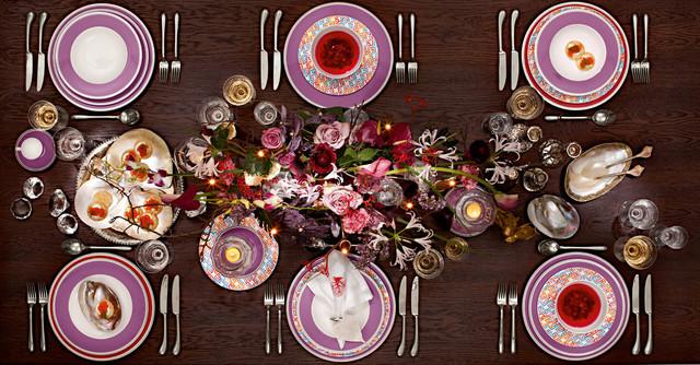Villeroy Boch Anmut My Colour Dinnerware Modern Dining Room