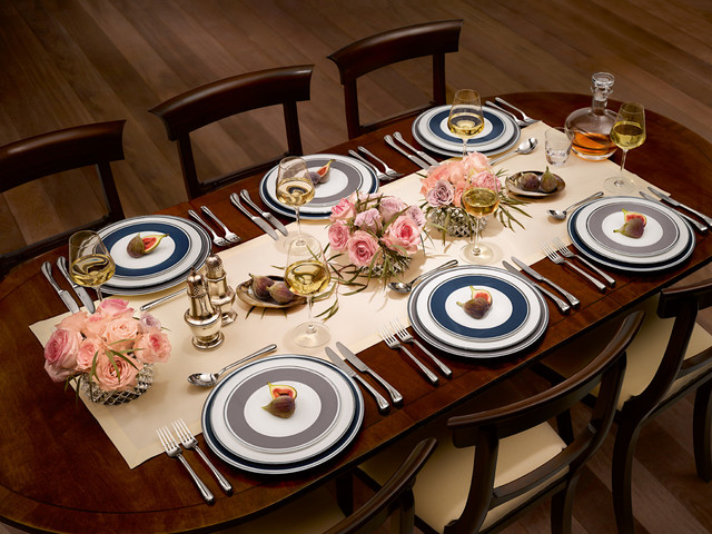 villeroy boch anmut my colour dinnerware contemporary dining room new york by villeroy. Black Bedroom Furniture Sets. Home Design Ideas