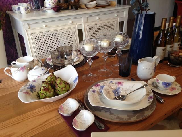 villeroy boch mariefleur gris dinnerware contemporary. Black Bedroom Furniture Sets. Home Design Ideas