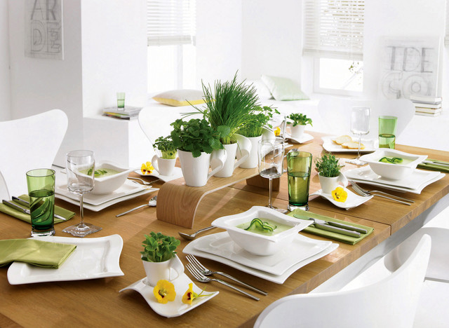 Innovativ Villeroy & Boch New Wave Dinnerware - Contemporary - Dining Room  PR47