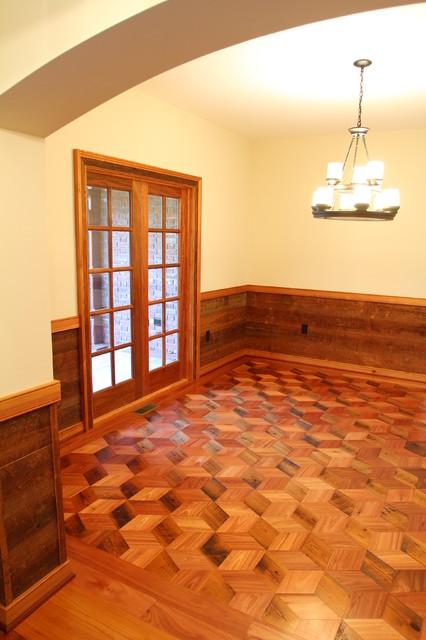 Viniterra Dining Room traditional-dining-room