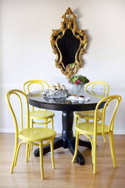 Vintage eclectic-dining-room