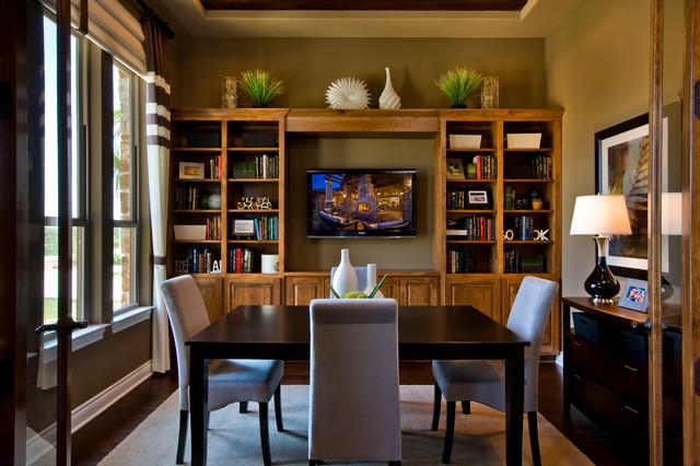 Vintage Oaks traditional-dining-room