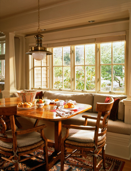 Vintage Remodel traditional dining room