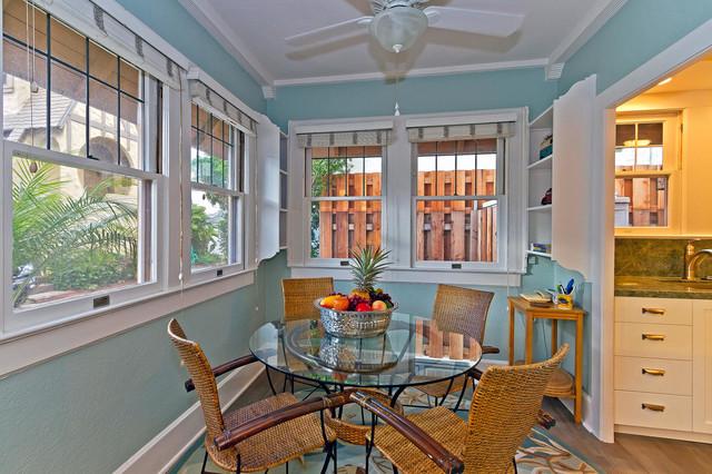 Waikiki gold coast tropical dining room hawaii by for Archipelago hawaii luxury home designs