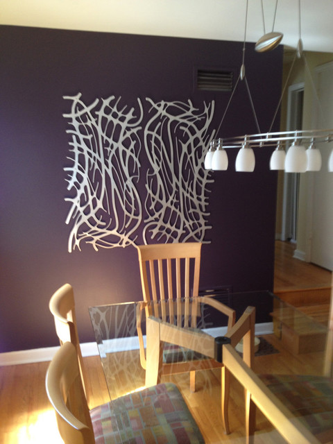 Attrayant Wall Art 2   Contemporary   Dining Room   Chicago   By Moda ...
