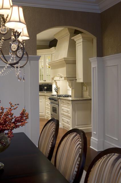 Walnut Grove dining-room