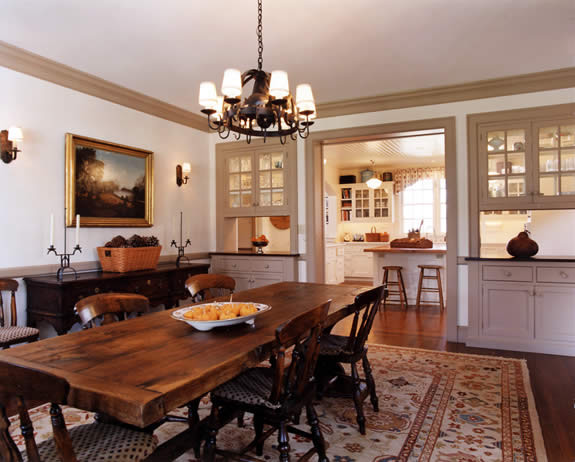 Gast Architects: Projects traditional dining room