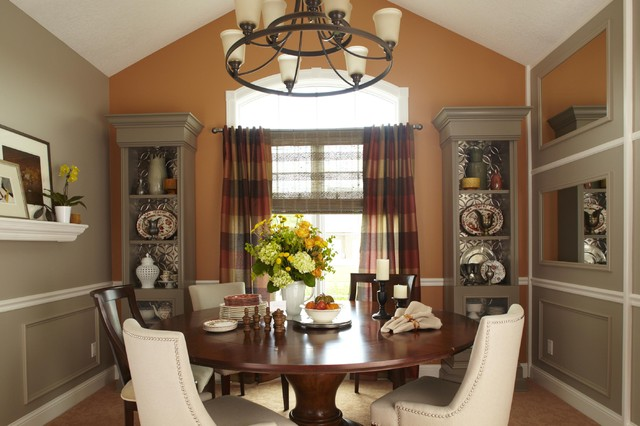 Warm and Inviting Dining Room traditional-dining-room