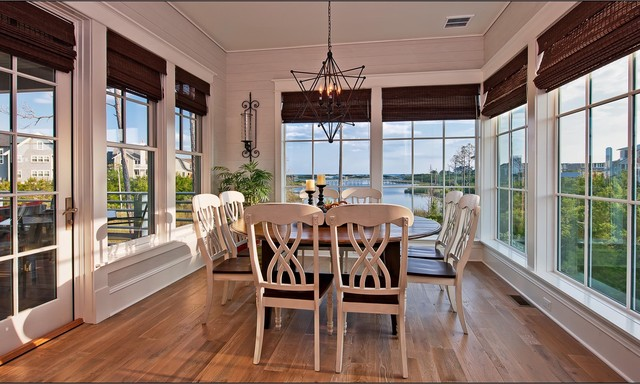 Watersound House, Seagrove, Florida traditional-dining-room
