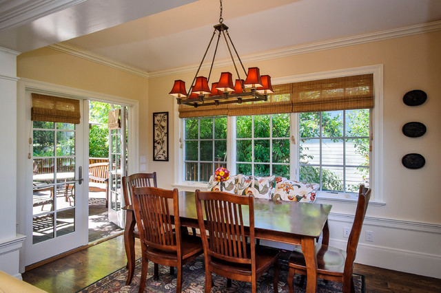 West Bellevue traditional dining room