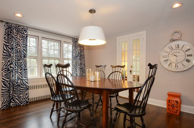West Hartford Kitchen Traditional Dining Room Other By Ridgewood Designs