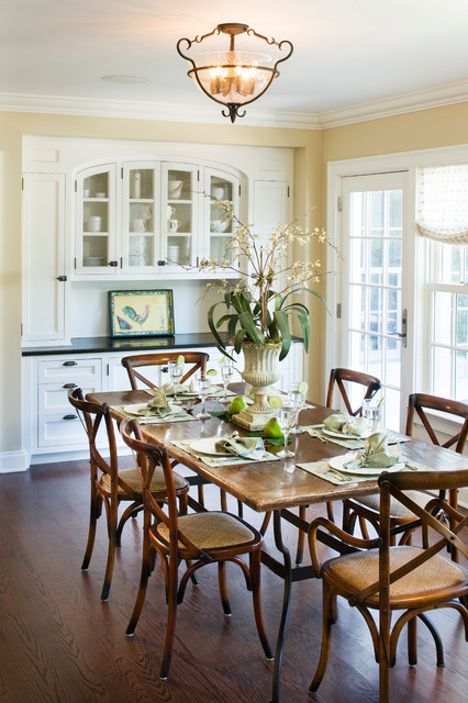 Westchester Residence traditional-dining-room