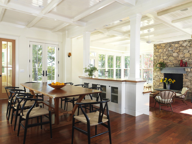 Traditional Dining Room By Union Studio Architecture Community Design