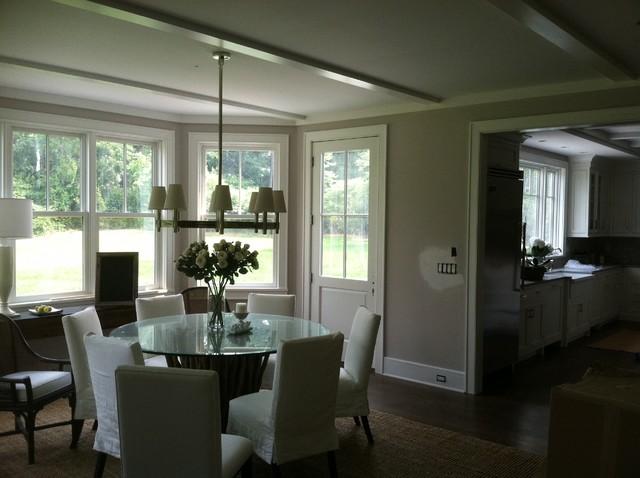Westport new residence contemporary-dining-room