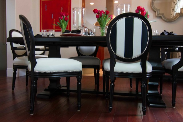 Westwood House Eclectic Dining Room Los Angeles By