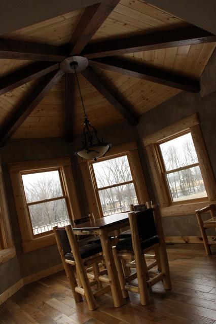 Designer Jim Patrick traditional-dining-room