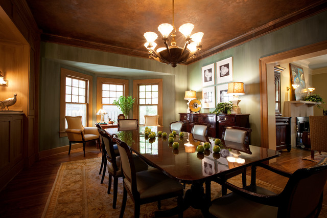 Whitland traditional-dining-room