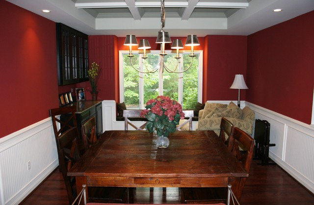 Whole House Renovation in Eldersburg, MD traditional-dining-room