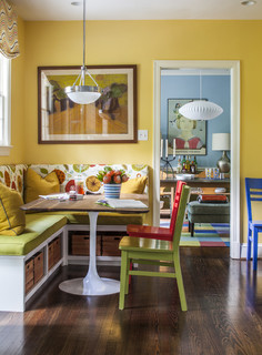 Whole House Update - Chevy Chase Maryland - Eclectic - Dining Room - DC Metro - by Four Brothers LLC