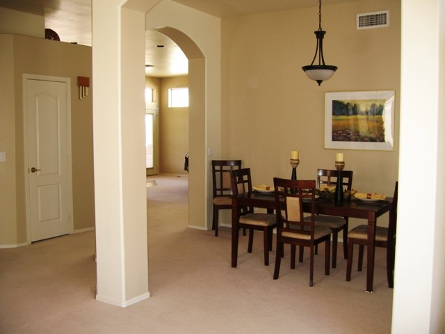 Wild About Staging traditional-dining-room
