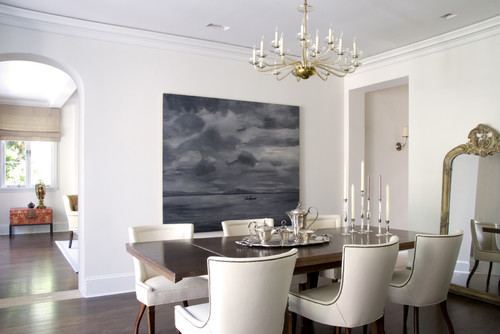 Cloud decor can open up visual vistas.