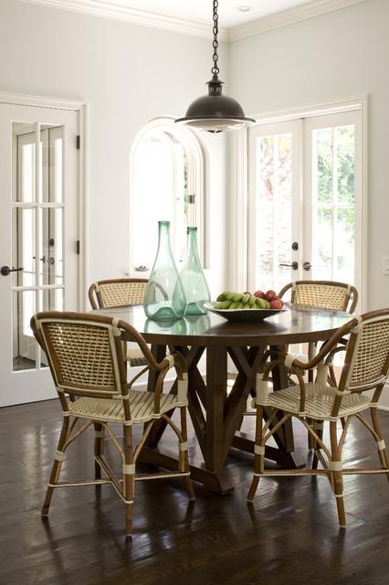 William Hefner Architecture Interiors & Landscape traditional-dining-room