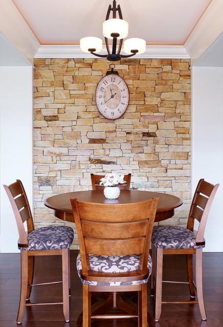 Willingdon Residence transitional-dining-room