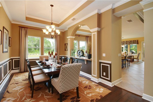 Willowcove At Nocatee Traditional Dining Room Jacksonville By Nocatee