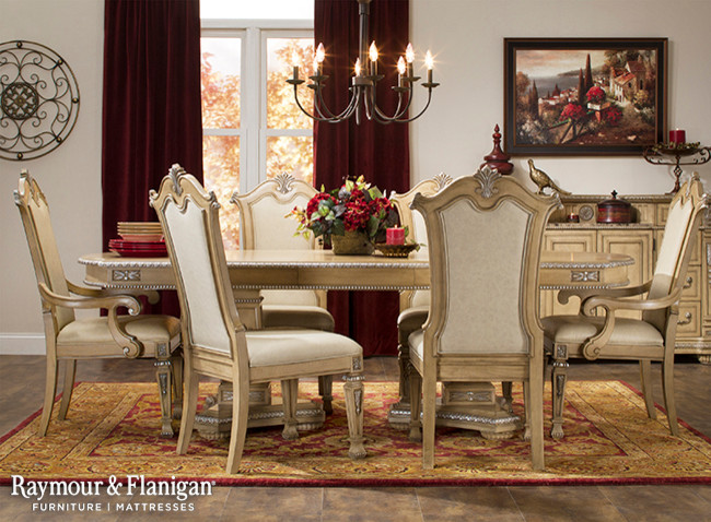 Wilshire Dining Collection, Wilshire Dining Room Furniture