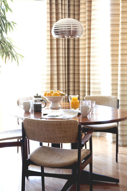 Window Coverings | Drapes traditional-dining-room