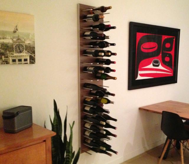 Wine Storage For Urban Condo Living STACT Modular
