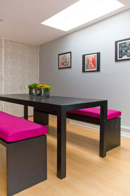 Winston Carney for Teen Project modern dining room