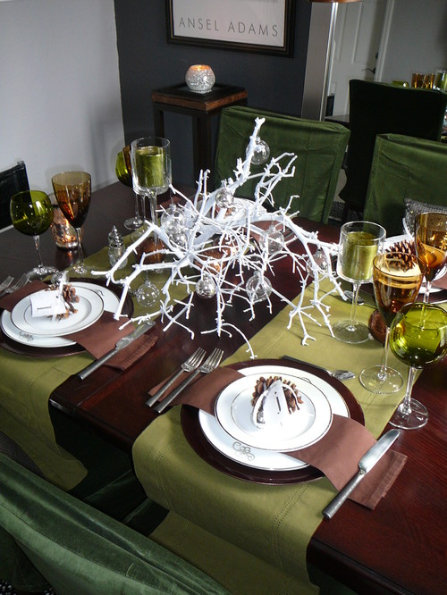 Fall table decorations ideas a personal organizer for Modern fall table decorations