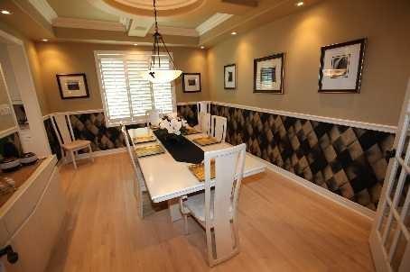 Wonderment in Oakville traditional-dining-room