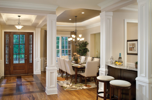 Traditional Dining Room By Clearwater Home Builders Arthur Rutenberg Homes