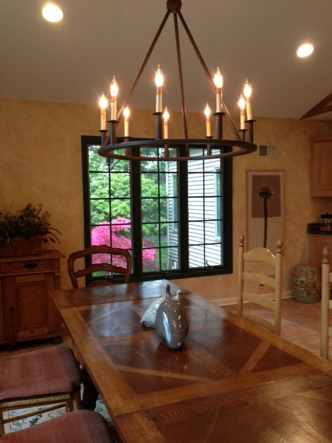 Woodcliff Lake traditional-dining-room
