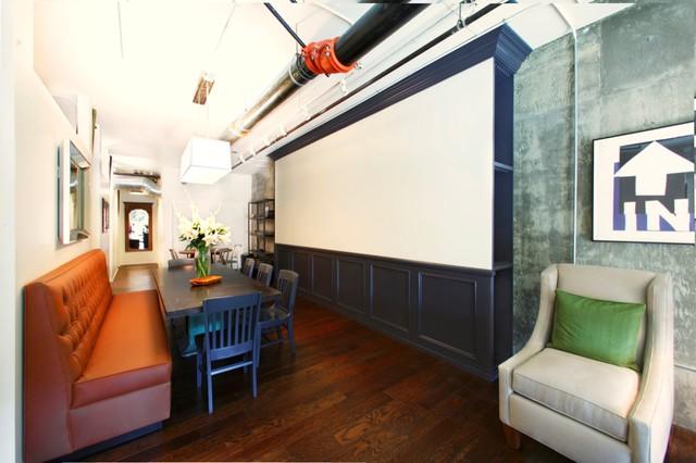 Xebec Loft contemporary-dining-room