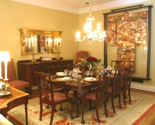 Yorkville Traditional Dining Room Toronto By 5th