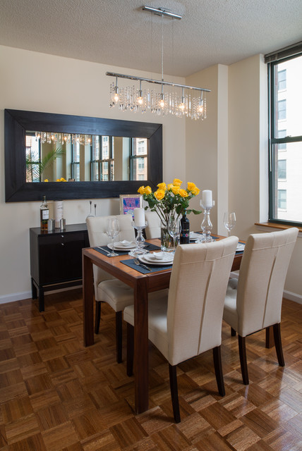 young fresh in hoboken nj contemporary dining room