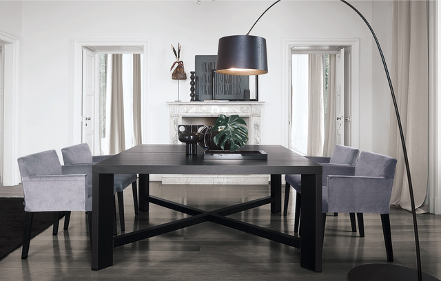 Zeus Table Contemporary dining room