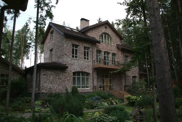 дома в голландском стиле фото