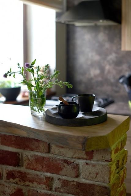 барная стойка в квартире лофт домашний бар москва