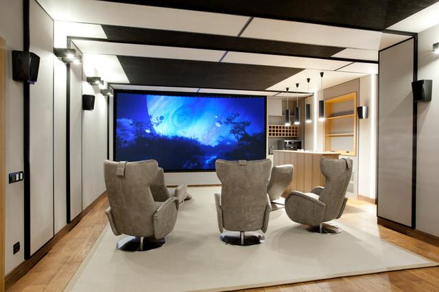 современный домашний кинотеатр