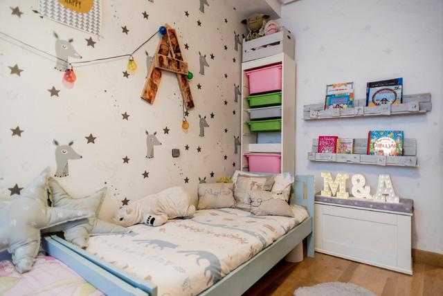 Casa carol hadas y cuscus n rdico dormitorio infantil for Dormitorio infantil nordico